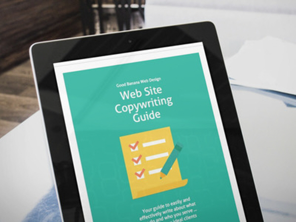 goodbanana-website-copywriting-guide
